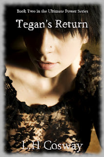 Tegan's Return Cover