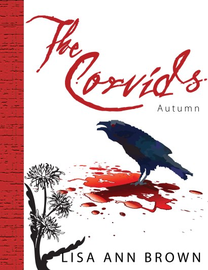 Corvids Autumn New Cover