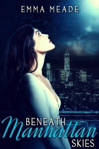Beneath Manhattan Skies cover